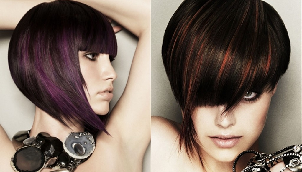 Salon Hair Cut Styles: Cute-Haircuts-of-Bob-Styles-with-Bang-by-Hair-Salon